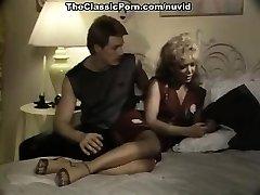 Colleen Brennan, Karen Summer, Jerry Butler in old school porn