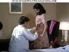 Adorable vintage mom son anal invasion creeampie II--WWW.HORNYFAMILY.ONLINE--II
