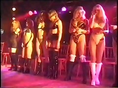 Bare Tabletop Sextravaganza