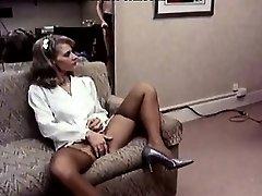 Lee Caroll, Sharon Kane in unshaved labia eaten and