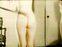 Vintage bondage and spanking