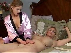 Not Hot Mummy Daughter les.