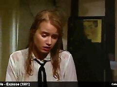 Jane Birkin & Karina Fallenstein naked and explicit scenes
