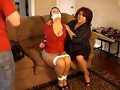 step mom and step son punish teacher