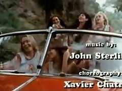 Kosto-Cheerleaderit - David Hasselhoff klassinen