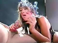 Old School soon to be vintage smoke fetish vid