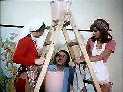 Gefahrlicher Fuckfest fruhreifer Madchen 1972