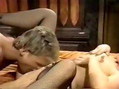 Fabulous amateur Blonde, Ambisexual adult movie