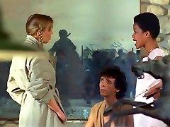 Amazing Japanese damsel in Incredible Vintage, Blonde JAV clip