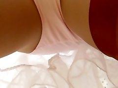 Nylon layers cotton underpants