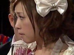 Nasty Japanese model Rio Sakura, Aiko Hirose in Splendid Vintage JAV clip