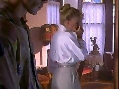 Crazy Japanese bitch in Amazing Strapon, Vintage JAV clip