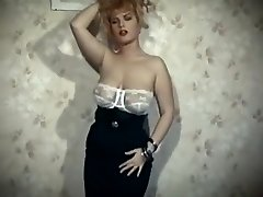 The skin trade - vintage 80 yam-sized tits blonde strip dance