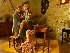 Anal threesome Angelica Mischievous, Jane Darling