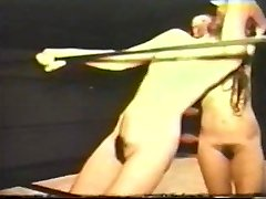 Antique Nude Wrestling 2