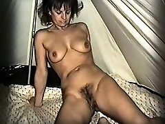Yvonne unshaved coochie compilation Lorraine from 1fuckdatecom