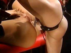 Vintage spandex fetish