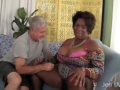 Marlise Morgan, The Ebony BBW Dick Deep-throater