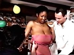 British Busty MILF Amanda White gets boned
