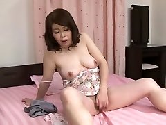 Exotic Japanese slut in Impressive HD, Mature JAV vignette
