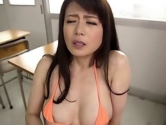 Amazing Asian model in Hottest HD JAV movie