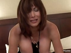 Wealthy Mrs. Philmore Finds Youthful Cock to Fuck