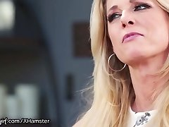 Adriana Chechik's Slumber-Soiree with Step-Mother & Aunt