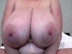 HUGE Fat NATURAL BOOBS POV COMPILATION