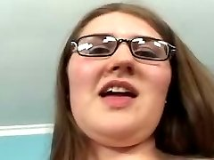 ugly hairy teen with glasses