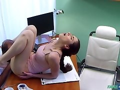 Aruna in Russian honey wants Medics cum - FakeHospital