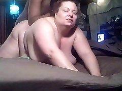Plus-size sex clip