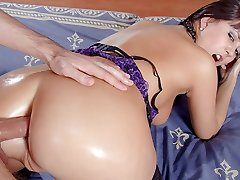 Anastasia II in Russian Anal Girls 2, Vignette 2 - Wicked