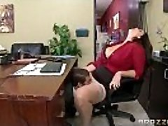 Brazzers - Alison Tyler has a tiny office joy