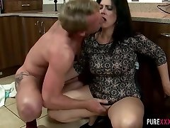 Luke Hardy & Montse Swinger in Swinger wifey loves younger cock - PureXXXFilms