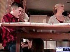 Hot Huge-boobed Mommy (Ariella Ferrera) Enjoy Rigid Sex In Front Of Camera vid-09