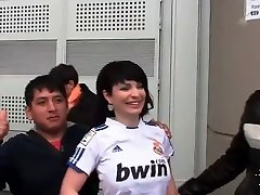LECHE 69 Barcelona vs Madrid public hump