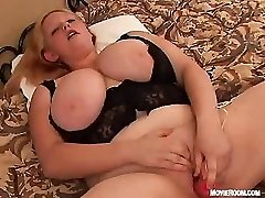 BBW Tammy Youthful Plus-size girl in anal action