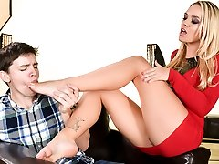 Alexis Monroe & Alex D in Her Featured Figure - 21Sextury