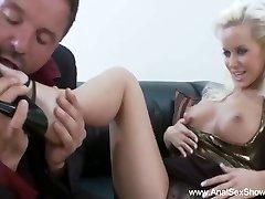 Euro MILF Needs A Manhood In Her Ass