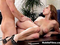 Antonia Sainz in Biz Or Pleasure - NubileFilms