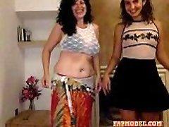 mother daughter webcam show -  (21)