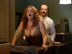 Pamela Flores - Doggystyle Large Tits Jiggle (Sex scene)