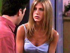 Jennifer Aniston Nipples Showcase from Friends
