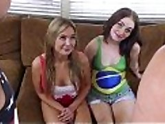 DaughterSwap - Stepdaughters Lose Bet and Smash Dads