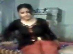 Super-cute Indian Muslim Girl Pummeled by Neighbor Uncle