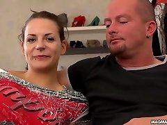 MAGMA FILM Fresh German Nasty Casting