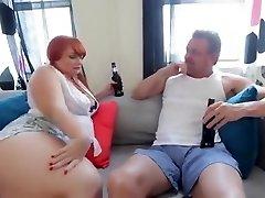 Crazy Redhead, Piercing adult vid