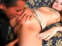 Nick Manning Gets Throated Off By Redhead Katrina