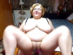 Mature with thick tits