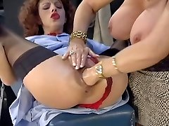 Cute mature - Thick toy - Fisting
